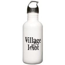 Village Idiot Water Bottle