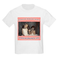 Migraine Hurts Kids T-Shirt