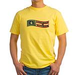 Remember in November Yellow T-Shirt