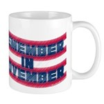 Remember in November Mug
