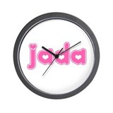 """Jada"" Wall Clock"