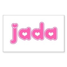 """""""Jada"""" Rectangle Decal"""