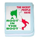 italian pride Infant Blanket