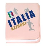 2010 World Cup Italia Infant Blanket