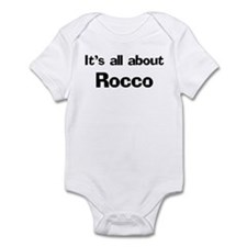 It's all about Rocco Infant Creeper