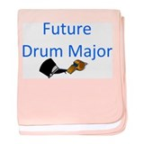 Future College Drum Major Infant Blanket