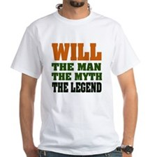 WILL - The Legend Shirt