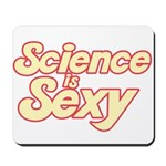Science is Sexy Mousepad