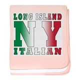 Long Island Italian Infant Blanket
