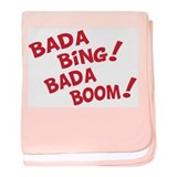 Bada Boom Infant Blanket