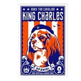 Cavalier King Charles! Postcards (Pack of 8)