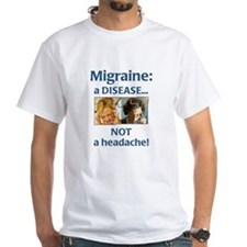 """Migraine: a DISEASE..."" Shirt"