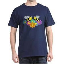 Bees & Flowers T-Shirt