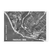 Trestles - 1946 Postcards (Package of 8)