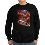 Singapore Buddha Tooth Temple Sweatshirt (dark)