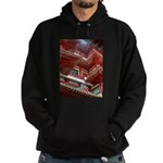 Singapore Buddha Tooth Temple Hoodie (dark)