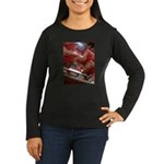 Singapore Buddha Tooth Temple Women's Long Sleeve