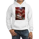 Singapore Buddha Tooth Temple Hooded Sweatshirt