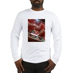 Singapore Buddha Tooth Temple Long Sleeve T-Shirt