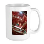 Singapore Buddha Tooth Temple Large Mug