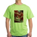 Singapore Buddha Tooth Temple Green T-Shirt