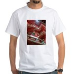 Singapore Buddha Tooth Temple White T-Shirt