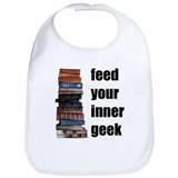 Feed Your Inner Geek Bib