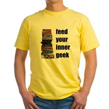 Feed Your Inner Geek T