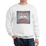 Multiple Personality Sweatshirt