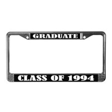 Class of 1994 License Plate Frame