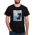 Dark T-Shirt I run Linux