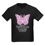 Testicular Cancer Butterfly T