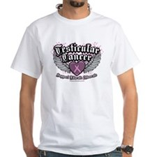 Testicular Cancer Wings Shirt