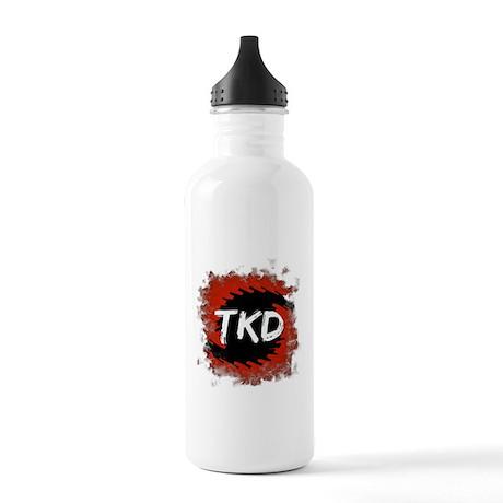 TKD Hurricane Stainless Water Bottle 1.0L