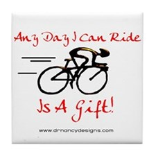 Any Day Tile Coaster