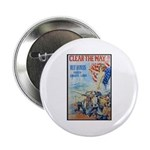 Clear the Way Poster Art Button