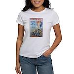 Clear the Way Poster Art Women's T-Shirt