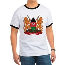 Kenya Coat of Arms T