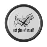 Glen of Imaal Large Wall Clock