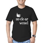 Nuclear Wessel Men's Fitted T-Shirt (dark)