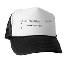 C# coder's trucker hat