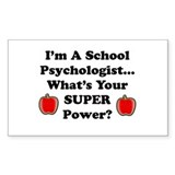 Elementary school counselor Decal