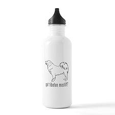 Tibetan Mastiff Water Bottle