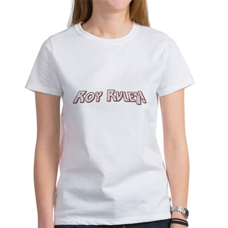 Roy Rules Womens T-Shirt