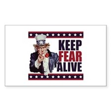 Keep Fear Alive Decal
