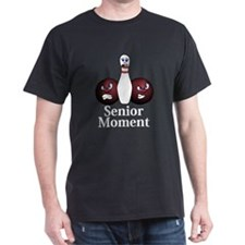 Senior Moment Logo 8 T-Shirt Design Front Cen