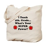 Funny Preschool teacher Tote Bag
