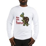Walking Turtle Long Sleeve T-Shirt