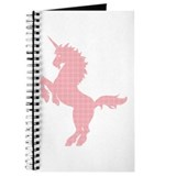 Plaid Unicorn Journal