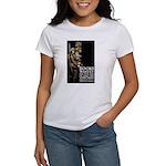 Books Wanted Poster Art (Front) Women's T-Shirt
